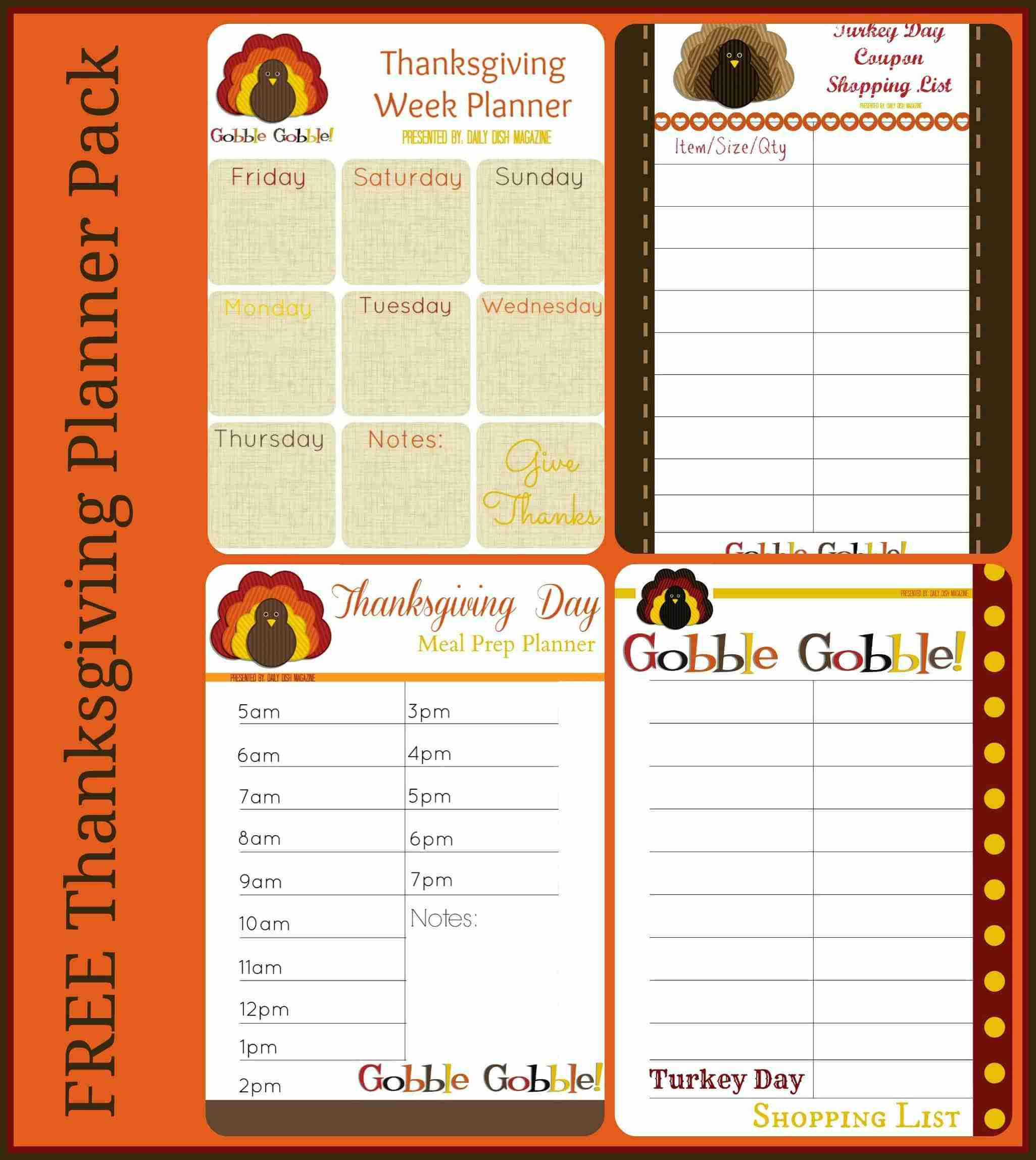... Planner Printables | Daily Dish Magazine | Recipes | Travel | Crafts