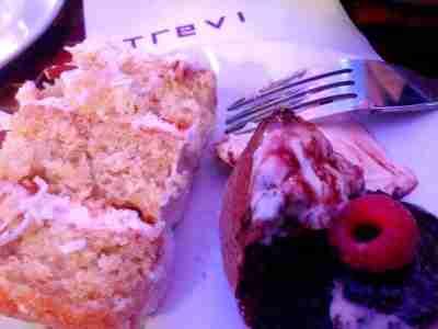 TREVI Dessert