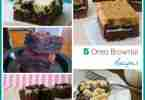 5 Oreo Brownie Recipes