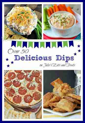 50 Delicious Dips for Game Day