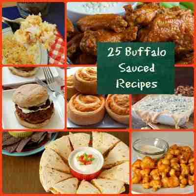 25 Buffalo Sauced Recipes