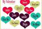 Valentines Day Treat Toppers ~ Free Printable