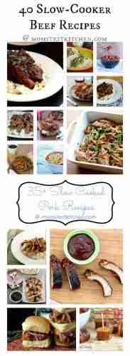 Slow Cooker Beef and Pork Recipes