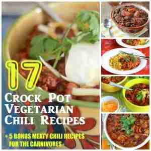 Slow Cooker Chili Recipes