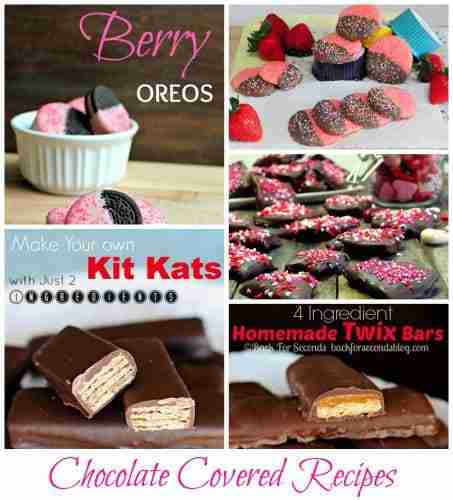 Chocolate Covered Recipes for Valentines Day #2