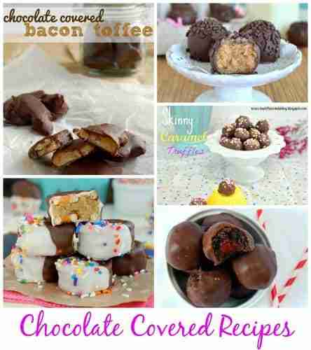 Chocolate Covered Recipes for Valentines Day #3