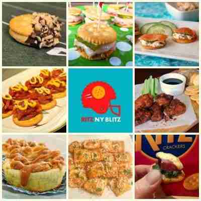 Ritz Blitz Recipes for Game Day