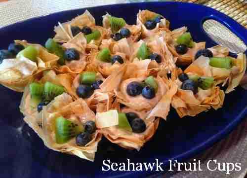 Seahawk Yogurt Fruit Cups