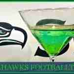 Seahawks Footballtini