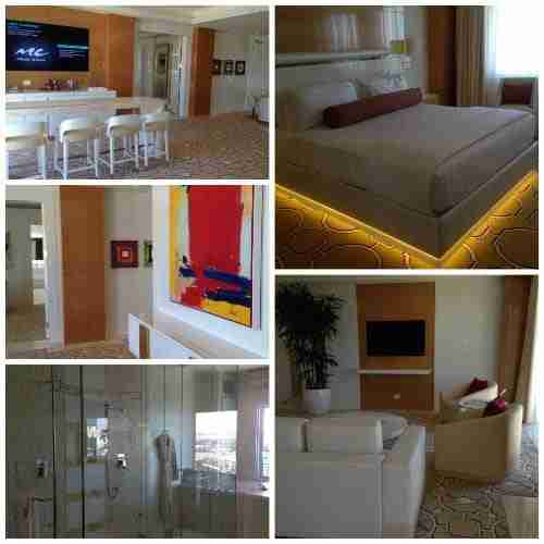 Tropicana Special Guest Suite