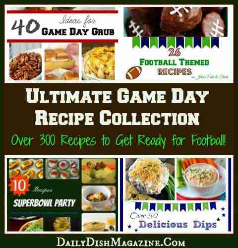 ultimate game day recipe collection