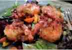 Butter Garlic Breaded Shrimp