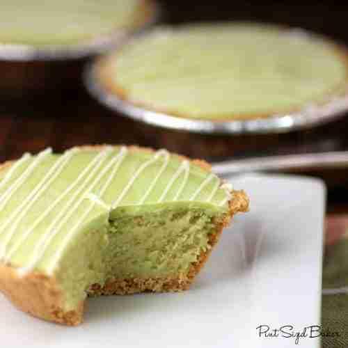 Key Lime Cake Pop Pie