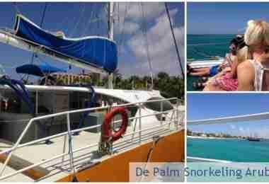 De Palm Snorkeling Tour in Aruba
