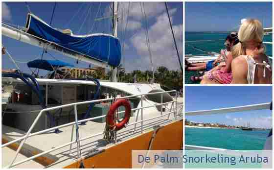 De Palm Snorkeling Tour in Aruba