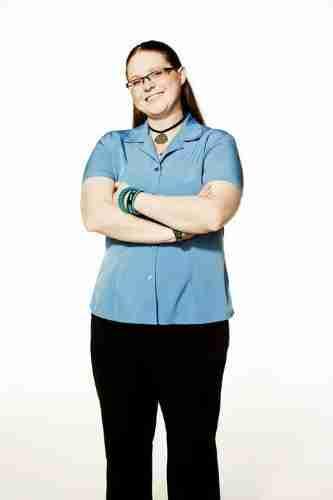 Kayla from King of the Nerds Season 2 Photo: Jeremy Freeman