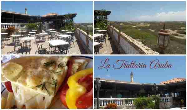 La Trattoria Italian Restaurant Aruba
