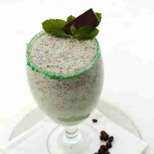 Mint Coffee Shake