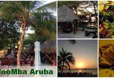 MooMba Beach Bar and Restaurant Aruba