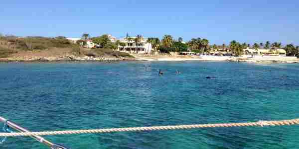 Snorkeling with De Palm Tours