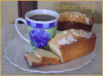 Lemon Loaf - Daily Dish Magazine #lemon #loaf