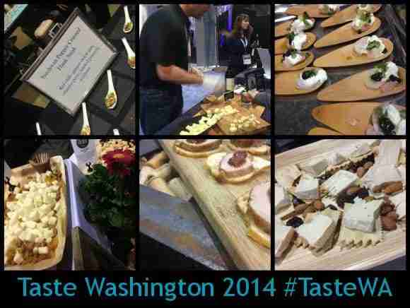 Taste Washington Bites #TasteWA
