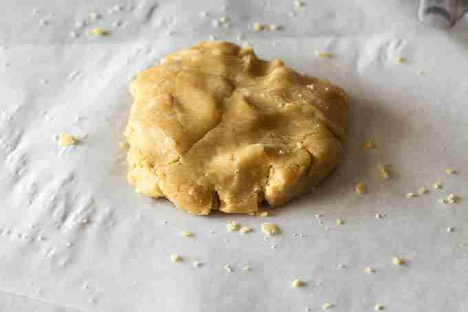 Olive Oil Pie Crust 2