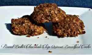 Peanut-Butter-Chocolate-Chip-Quinoa-Breakfast-Cookie