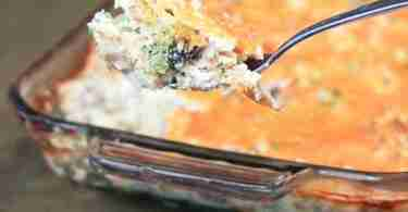 Updatd Vegetarian Broccoli Casserole