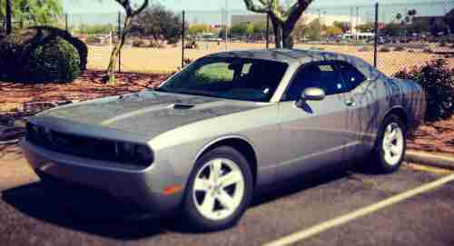 Dodge Challenger ~ Enterprise Rental Car