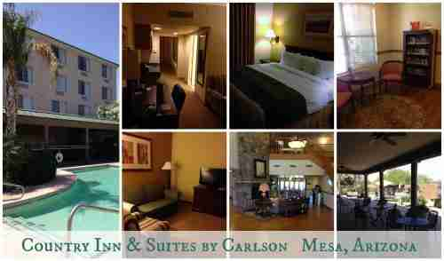 Country Inn & Suites Mesa Arizona