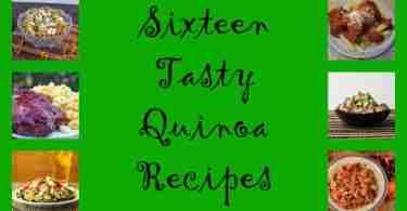 Quinoa Round Up