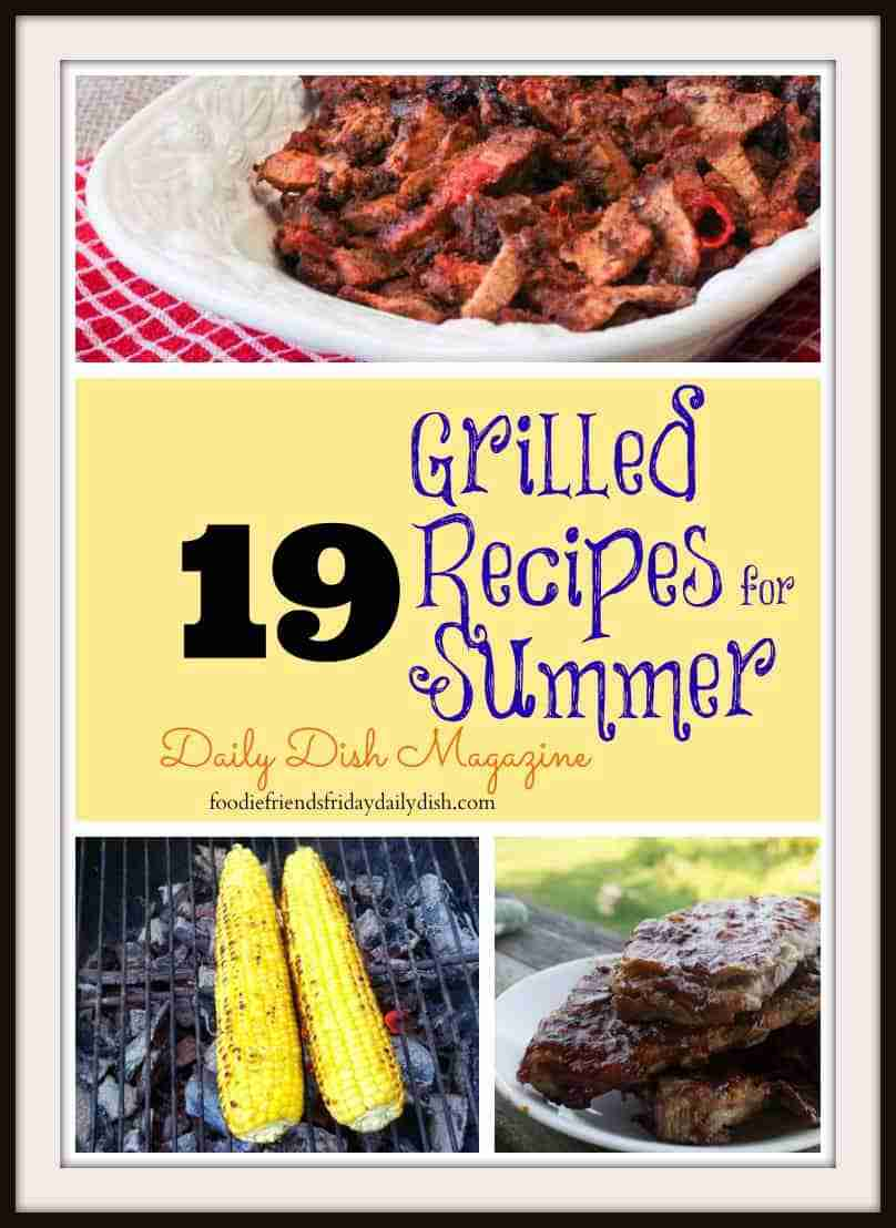 19 grilled recipes DD