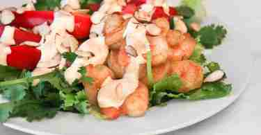 Curried Shrimp Salad