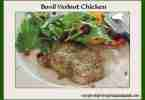 Basil Walnut Chicken/ Daily Dish Magazine #chickenrecipe, #basil, #Californiawalnuts, Healthyrecipes