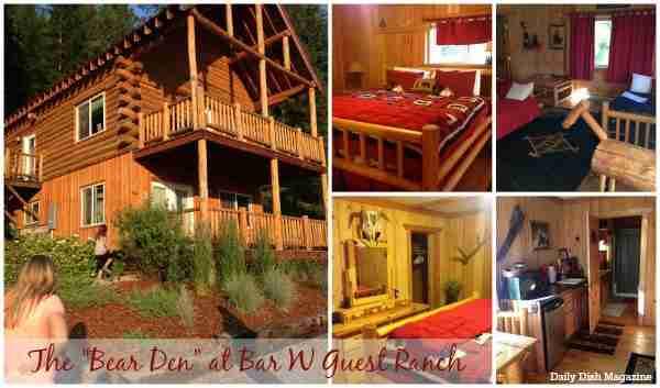 Bar W Guest Ranch Bear Den