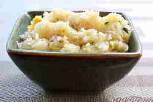 Summer Squash Rice from This and That