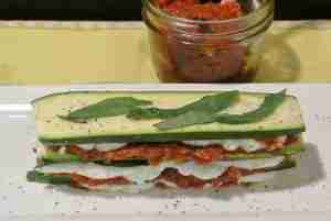 Zucchini Lasagna from Nosh My Way