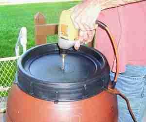 barrel drill