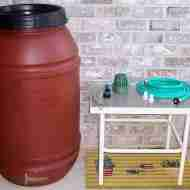 rain barrel kit