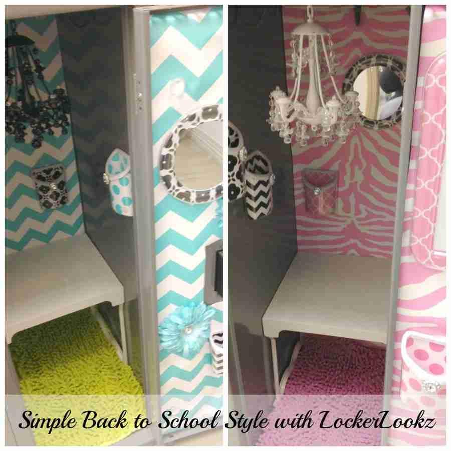 Back to School Style with LockerLookz