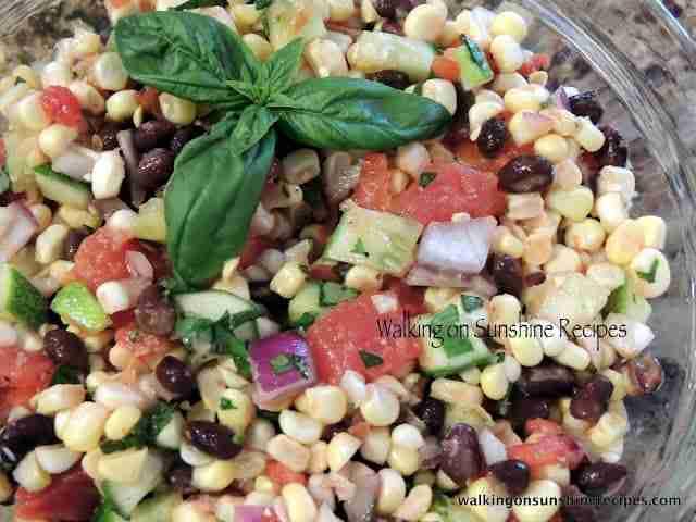 Corn Fiesta Salad