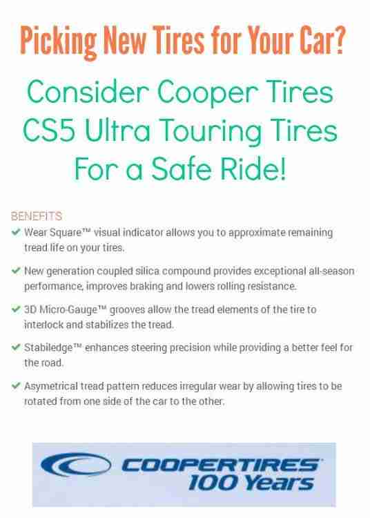 Why You Should Pick Cooper Tire CS5