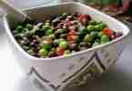 curried peas and black beans