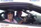 Hot Laps with Johnny Unser at Supermom Ride and Drive 2014
