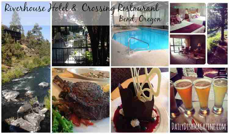 Riverhouse Hotel with Crossing Restuarant ~ Central Oregon Travel