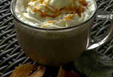Apple Chai Latte/ Daily Dish Magazine #apple #chai #latte