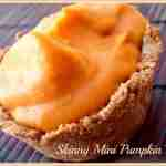Skinny Mini Pumpkin Pie