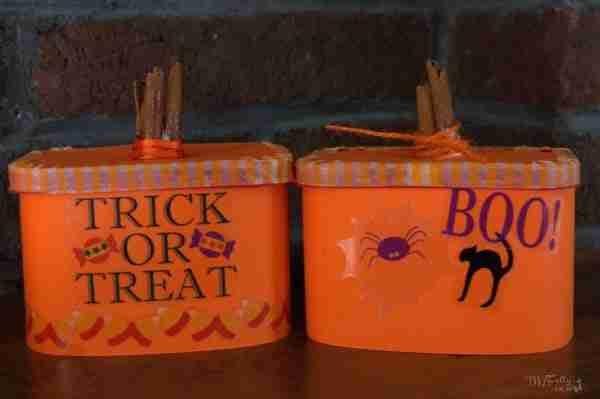 Pumpkin Crafts/ Daily Dish Magazine #pumpkin #crafts #Halloween