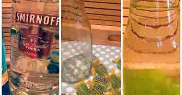 Flavored Vodka DIY